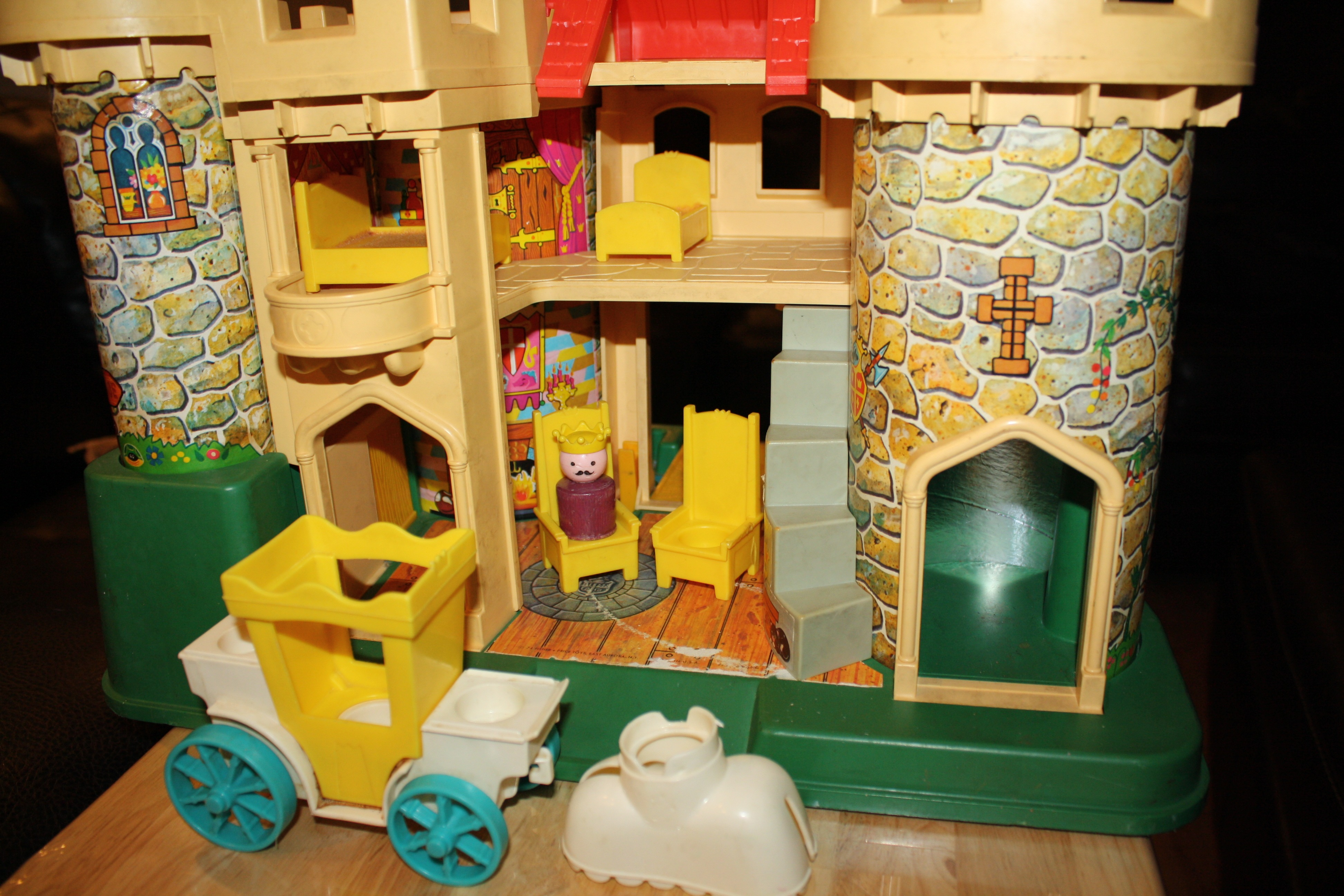 something for coraline fisher price little people castle ipattie com
