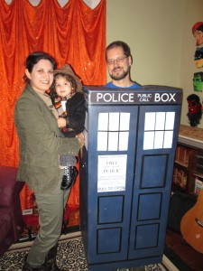 The Doctor Who family