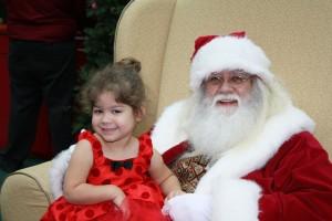 Coraline and Santa Claus