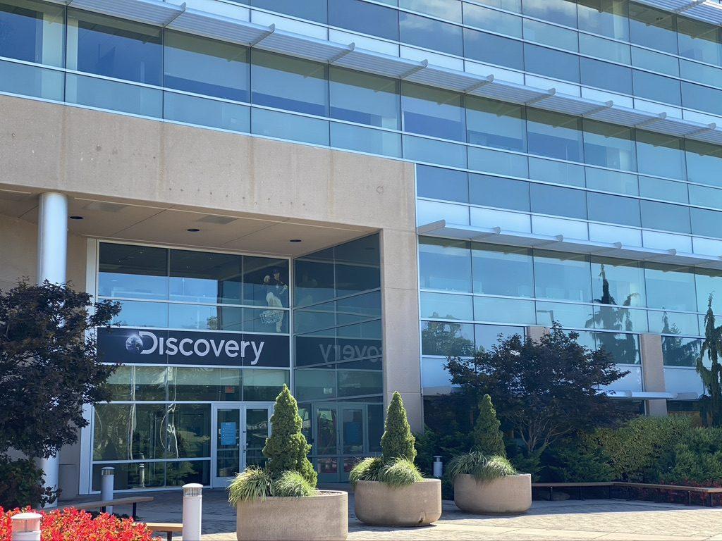 Discovery exterior